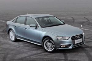 Audi А4 (B8)