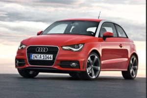 Audi A1 (8x) хетчбек 3D