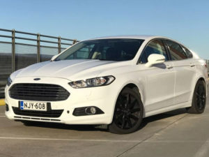 Ford Mondeo 5 Trend