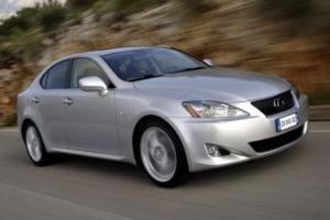 Lexus IS II, (2005 - 2008)