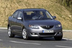 Mazda 3 (BK)