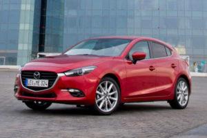 Mazda 3 (BM) рестайлинг