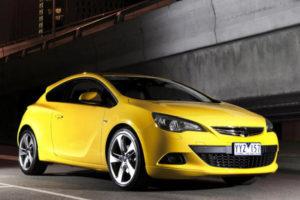 Opel Astra J (GTC)