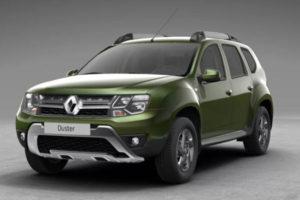 Renault Duster (рестайлинг)