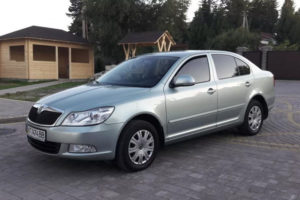 Skoda Octavia A5 (ambition)