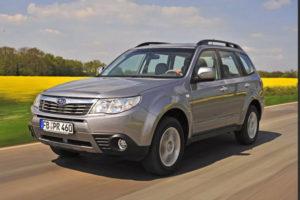 Subaru Forester 3 (SH)