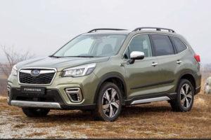 Subaru Forester 4 (SJ)