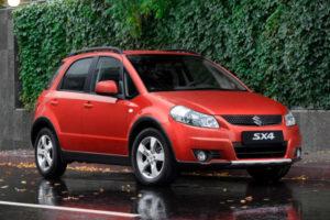 Suzuki SX4 I
