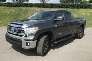 Toyota Tundra II рестайлинг